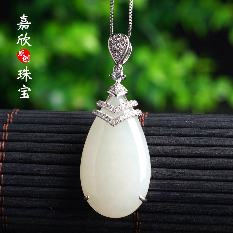 2019 New Cluci Cage Pendants Asg Natural Hetian Pendant Wholesale Manufacturers Selling Certificates With Korea Water Female 2019 New Cluci Cage Pendants Asg Natural Hetian Pendant Wholesale Manufacturers Selling Certificates With Korea Water Female
