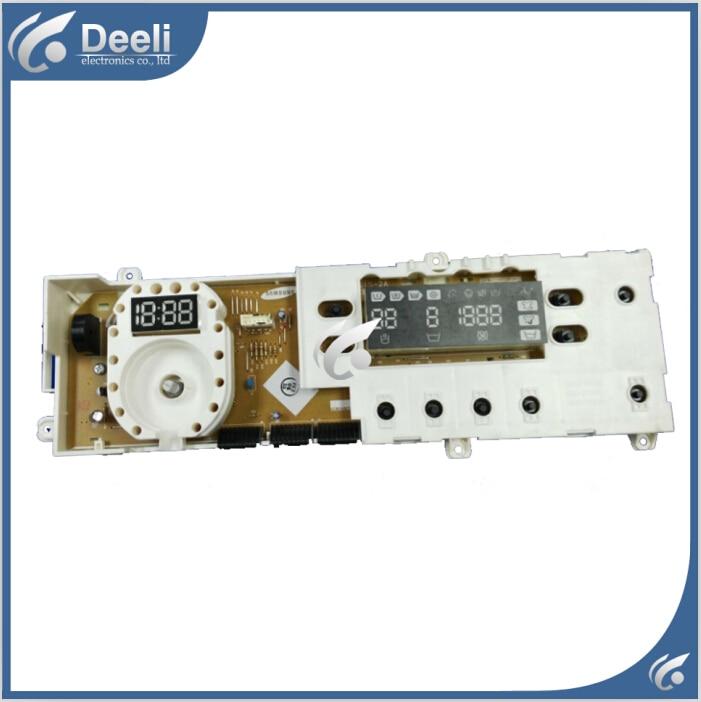 98% new Original for washing machine Computer board DC92-00217C WF8602SEA WF8602SER good working good working original used for power supply board led50r6680au kip l150e08c2 35018928 34011135