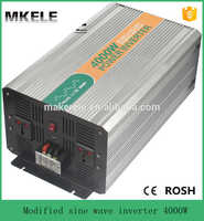 MKM4000-121G high power 12vdc to 110vac 4000W off grid solax inverter power master inverter used in power inverter made in china