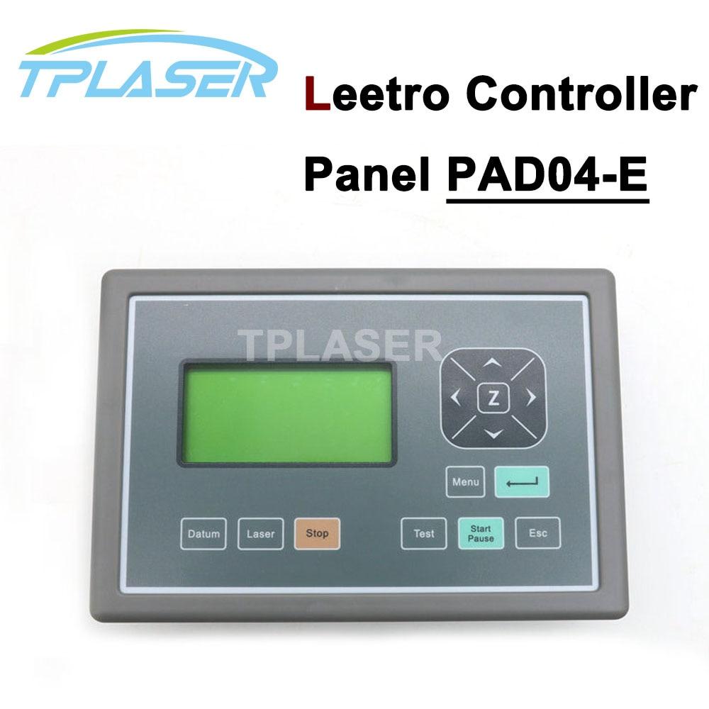 Leetro Co2 Laser Controller Panel PAD04-E for Leetro MPC6525