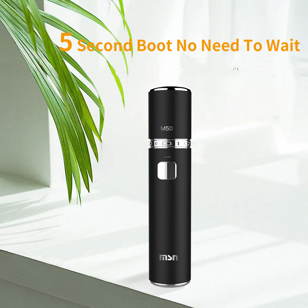 M50 Vape Pen Update 2.0 New Style Large Capacity 1450mah Heat Not Burn Vapor Electronic Cigarette Compatibility