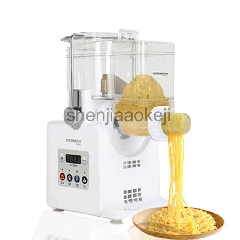 electric Noodle maker Household full automatic dumpling skin maker multifunctional dough blender processor Noodle making machine sweet years sy 6282l 07