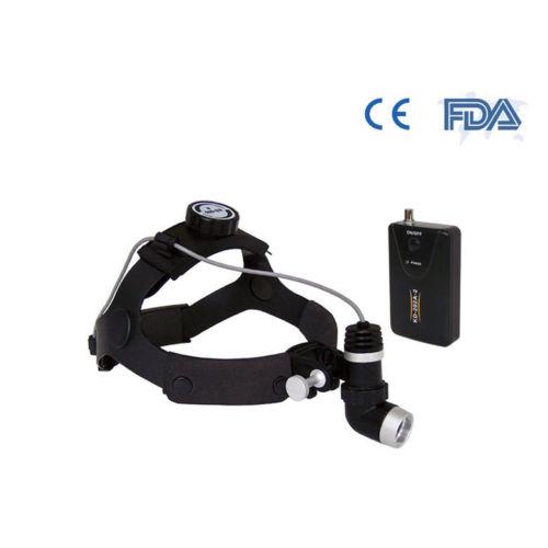 KD-202A-2 Wireles Medical Headlight Surgical Head Light Lamp 3W LED 60000lx
