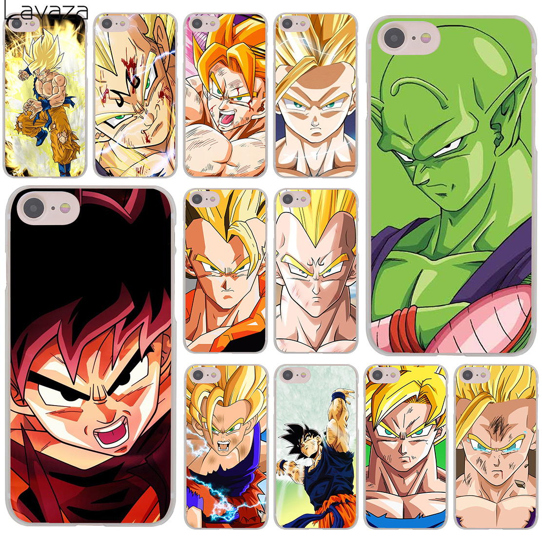 coque iphone 8 plus dragon ball
