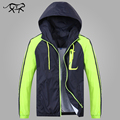 Spring Jacket Men New Brand Men's Jacket Sportswear Men Fashion Slim Thin Windbreaker Jacket Hooded Coats Outwear Men's Clothing