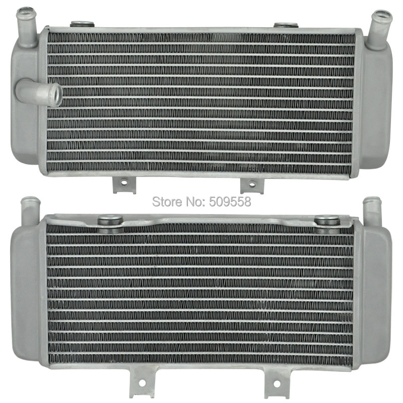 LOPOR For Honda CRF450X 2005 2006 2007 2008 CRF450 X CRF 450X 2005 2010 Motorcycle Parts Aluminium Cooling Radiator Left New-in Engine Cooling & Accessories from Automobiles & Motorcycles    1