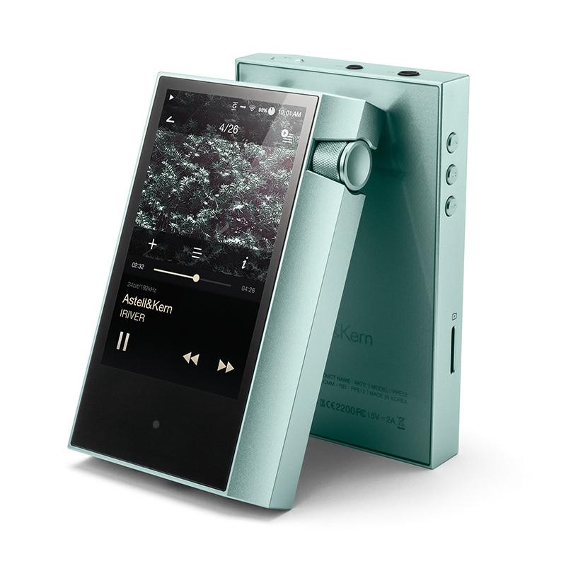 Original IRIVER Astell&Kern AK70 64GB Hifi Player Portable DSD DAP bluetooth Audio music MP3 Player Gift custom leather case