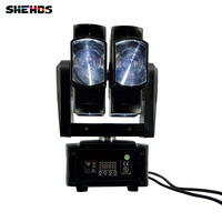 Moving Head Beam Light 8x10W RGBW 4in1 For Stage DJ Party Wedding Bar Led Lamp Stage