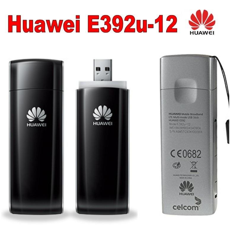 huawei e392u 12 - Huawei E392u-12 100Mbps 4G LTE USB Modem Stick