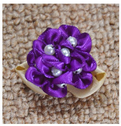 High quality Handmade Gifts For Girls Flower hand bouquets necklace hair accessories For Barbie Doll BBI00505