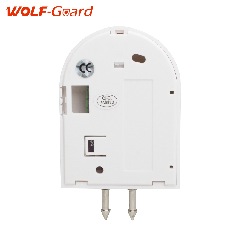Wireless 433mhz WOLF-Guard Water Leak sensor for gsm alarm system Wired leakage alarm sensor test water level remote control