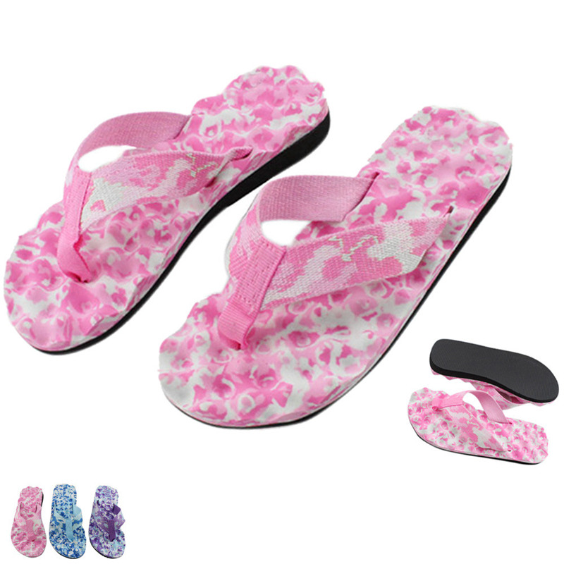 2018 9922 Femmes D'été Flip Flops Chaussures Sandales Pantoufle intérieur et en plein air Tongs # p