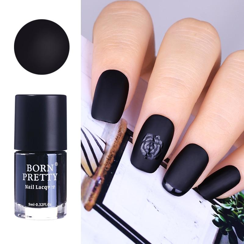 Fancy Nail Polish Matte Mold - Nail Art Ideas - morihati.com