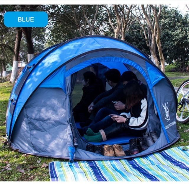 DHL Free Ship GAZELLE 4-5 Pop Up Tents Waterproof Durable Portable Vented Sunscreen Outdoor & DHL Free Ship GAZELLE 4 5 Pop Up Tents Waterproof Durable Portable ...