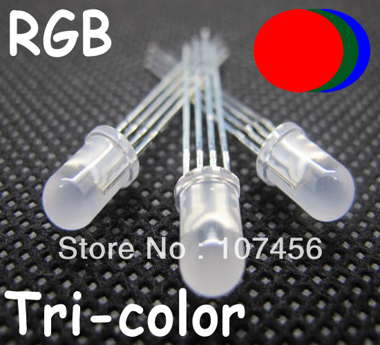 1X 150 x 3mm Red Green Yellow 2 Pin LED Light Emitting Diodes A8M2