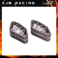 Metal caterpillar band,track for 1/5 hpi rovan km baja 5b rc car parts