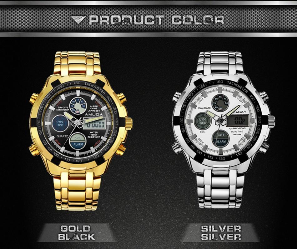 AMUDA chic  quartz wristwatches 2017 latest men's sport style double time display quartz wristwatches Relogio male Esportivo (6)