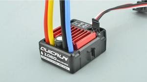 Image 4 - F17549/50 ใหม่ล่าสุด Hobbywing QuicRun 1060 / 1625 แปรง ESC Electronic SPEED CONTROLLER ESC สำหรับ 1:10 / 1:18 1:16 RC รถ