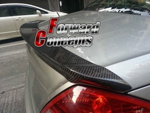 CARBON FIBER MERCEDES BENZ 2005-2011 R171 SLK-CLASS REAR WING TRUNK SPOILER