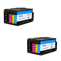 LuoCai Compatible Ink Cartridges For HP 950 XL For HP950 XL 950XL Officejet Pro 251dw 8100