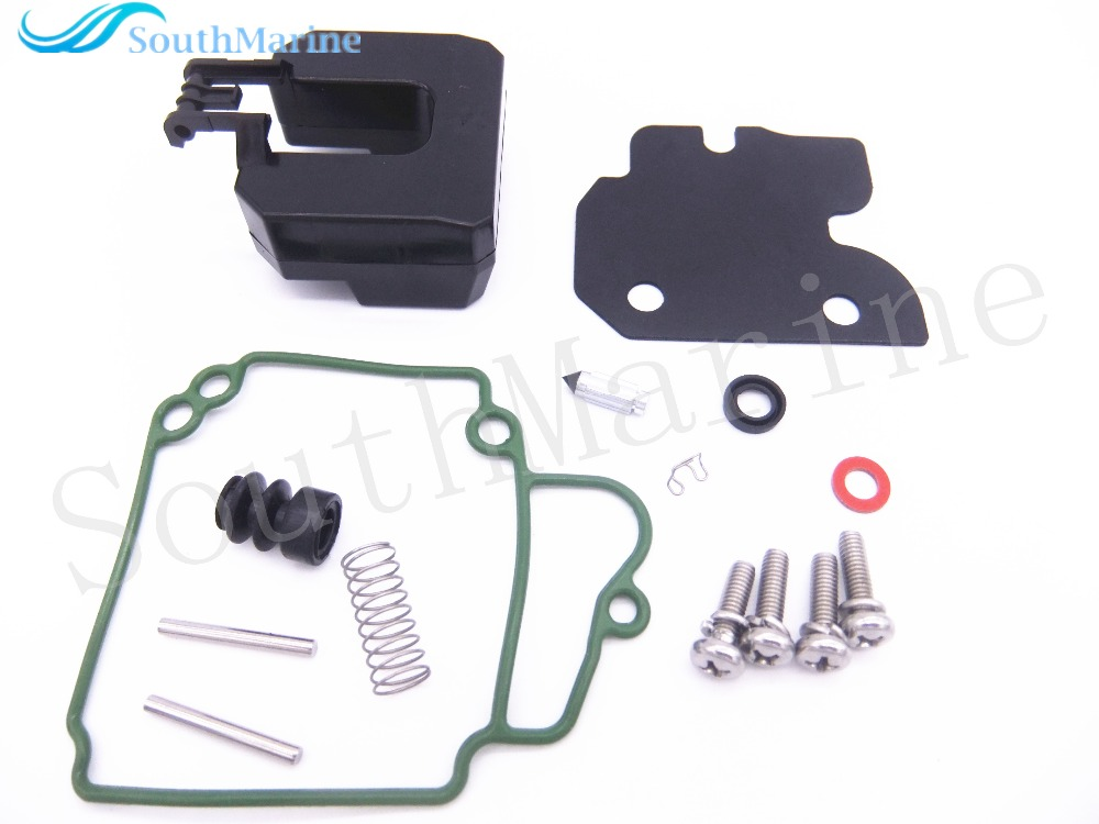 Carburetor Repair Kit 6BL-W0093-00 for Yamaha 4-stroke 25hp outboard motors F25 T25 F25D F25L F25S T25LA
