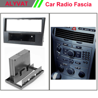 Auto Car DVD Radio Fascia for OPEL Astra (H) / DAEWOO Winstorm/ GMC Terrain Stereo Facia Plate Surround CD Kit Trim Panel Black