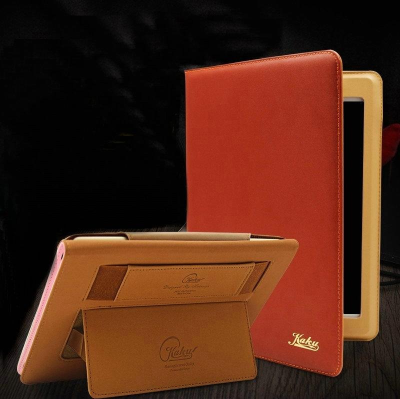 Original Ultrathin Retro Genuine Leather Case For iPad Air for iPad air 2 ipad pro 9.7 Smart Cover wakeup/sleep hold case leather case flip cover for letv leeco le 2 le 2 pro black
