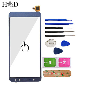 Image 2 - 5,5 Handy Touch Glas TouchScreen Für Leagoo M9 Touchscreen Glas Digitizer bereich Objektiv Sensor Werkzeuge Kostenloser Klebstoff