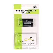 цены 2/4pcs ZNTER 1.5V AA 1250mAh li-polymer li-po rechargeable lithium li-ion battery with USB cable pack