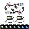 12V DC 35W 55W Slim Ballast HID Xenon Bulb Light H1 H3 H7 H11 9005 9006 3000K-12000K Auto Car Xenon Headlamp Kit