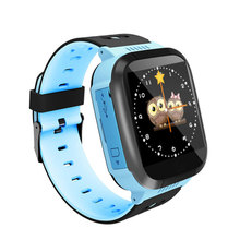Q528 GPS Smart Watch Kids Anti-Lost Safe Smartwatch SOS GSM Locator Tracker with Camera Lighting GPS Sleep Monitor PK Q50 q90