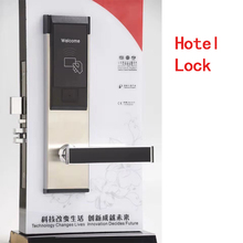 Hot sale RFID IC Card Hotel Door Lock Electronic Hotel Lock System цены онлайн