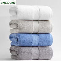 80*160cm 800g Luxury Thickened cotton Bath Towels for Adults beach towel bathroom Extra Large Sauna for home Hote Sheets Towels