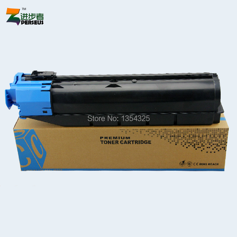 ФОТО PERSEUS TONER KIT FOR KYOCERA FS-C8600DN FS-8650DN PRINTER BK C Y M HIGH QUALITY COMPATIBLE TK8600 TK8602 TK8603 TK8604