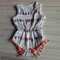 Color Arrow Pattern Baby Toldder Rompers Stretchy Comfortable Infantil Play Suit Trendy Summer Indoor Jumpsuit Newborn Clothes