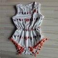 Seta cor Padrão Macacão Toldder Elástico Confortável Infantil Jogo Do Bebê Terno Da Moda Verão Macacão Recém-nascidos Roupa Interior