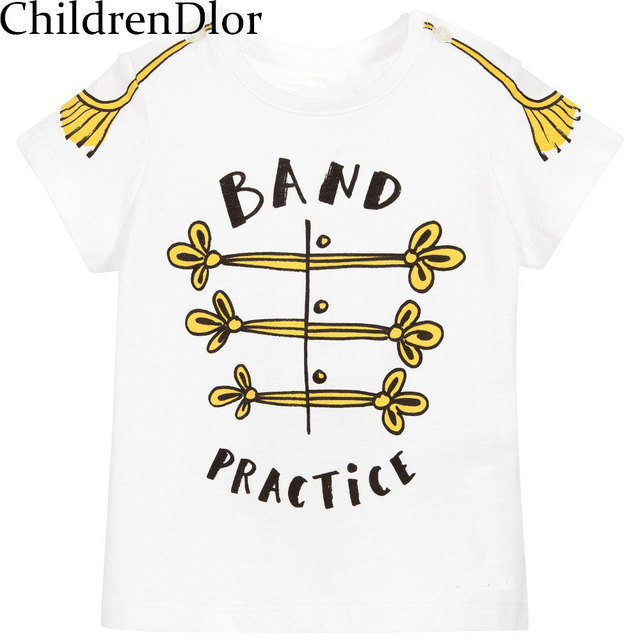 2017 Brand Summer Short Boys Tee Shirt Letter Print Children Clothing Tshirt  Unisex Girl Tops Toddler Boys T Shirt Kids Clothes