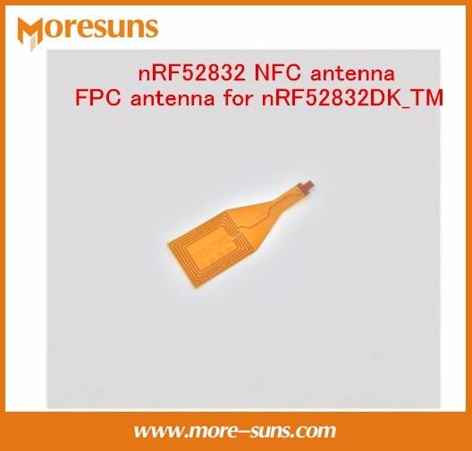 Быстрая 5 шт./лот nRF52832 NFC антенна FPC для nRF52832DK Bluetooth 4,0 макетная плата