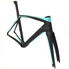 XR4 carbon fiber bike frame Aero road bicycle frame fork seatpost UD weave 50 53 55 57 DPD XDB free tax 2 years warranty