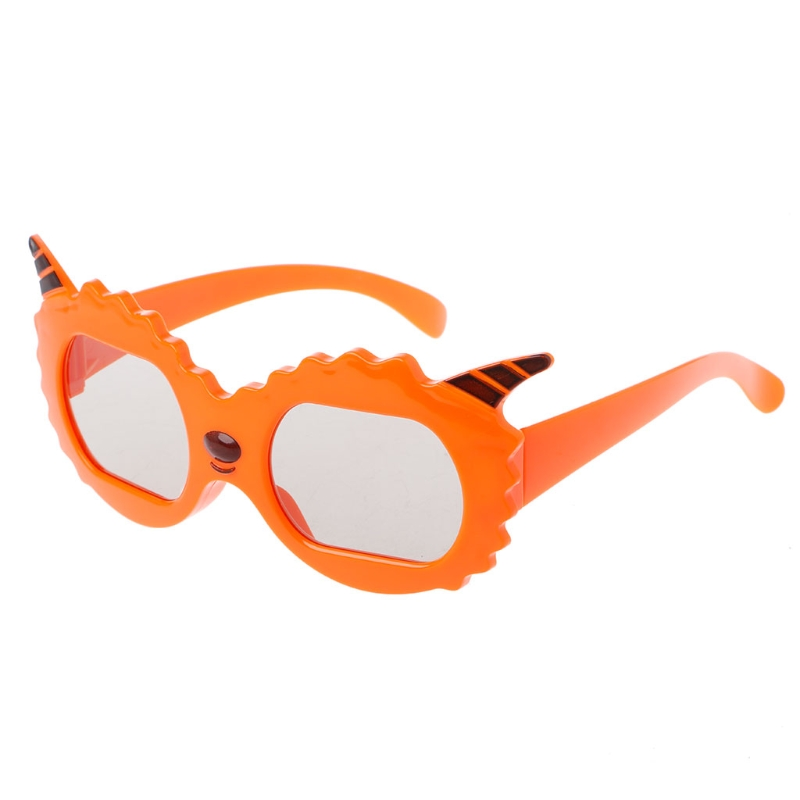 Kids Sheep Frame Circular Polarized Passive 3D Glasses For RealD 3D Cinema TV