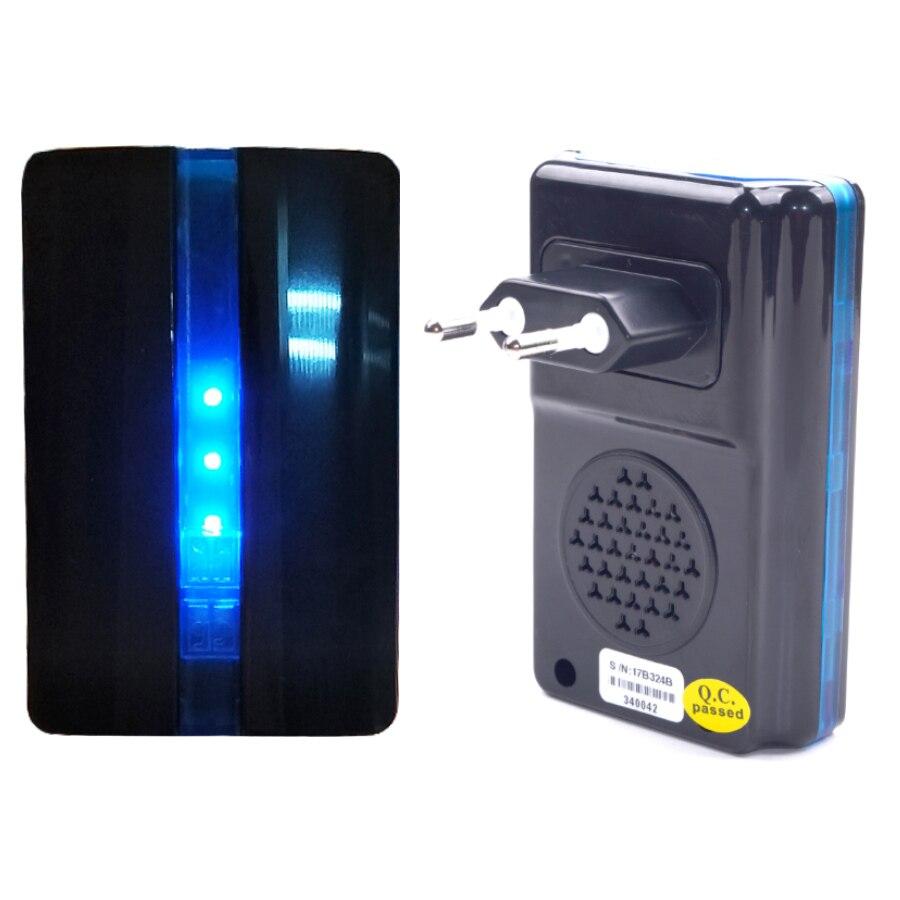Yifan New Wireless Doorbell No Battery Waterproof Eu Plug