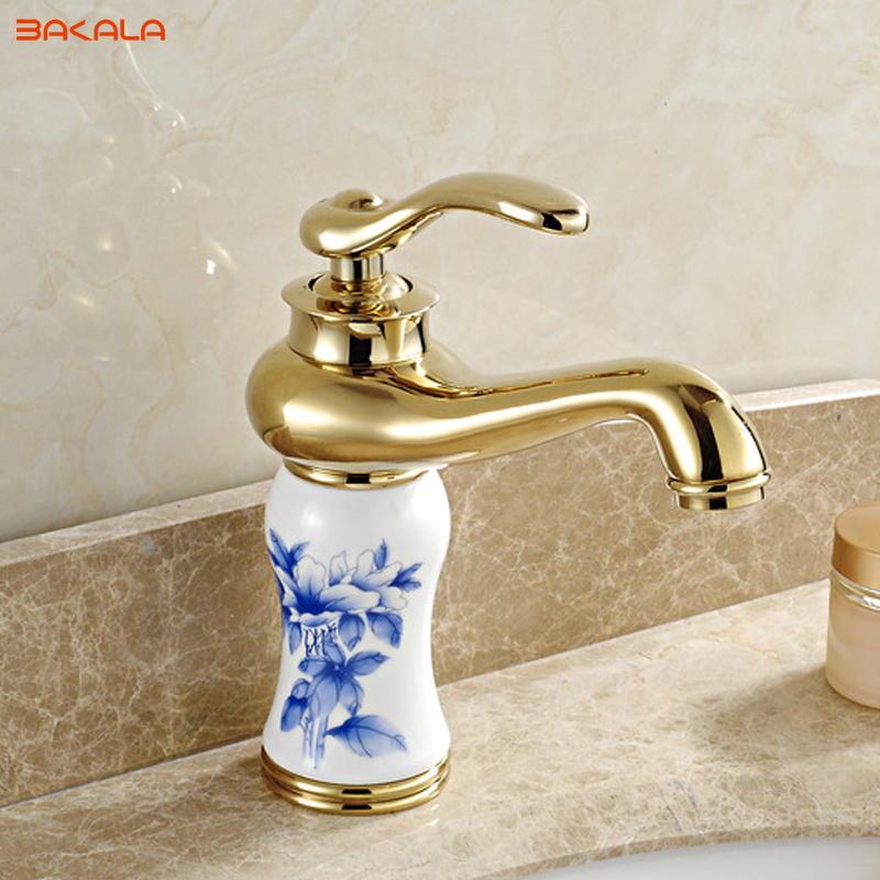 BAKALA New Fashion Brass Bathroom basin Faucet Single Handle with Ceramic Body and handle/ mixer torneira banheiro B-1042M pastoralism and agriculture pennar basin india
