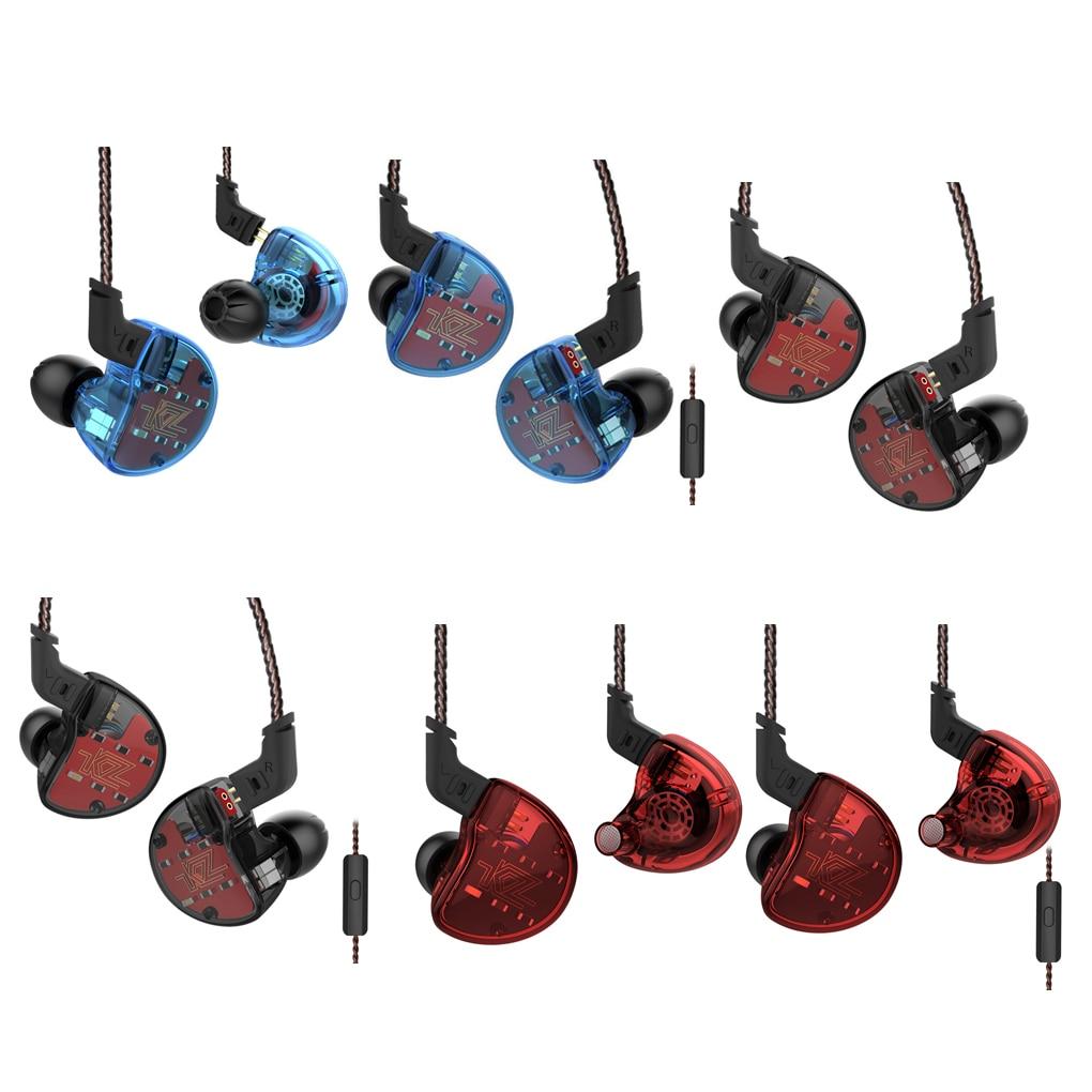 $33.33 KZ ZS10 In Ear Earphone HIFI Running Sports Wired Bluetooth Earplug Headset for iPhone 5 6 7 8 X Plus