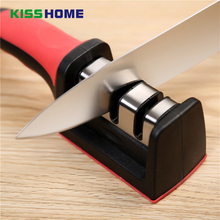 Professional Knife Sharpener Diamond Stainless Steel Knife sharpening Tool Carbide Ceramic Knife Kitchen Tools Sharpening Stone kme knife sharpener professional sharpening knife portable 360 degree rotation fixed angle apex edge knife sharpener with stones
