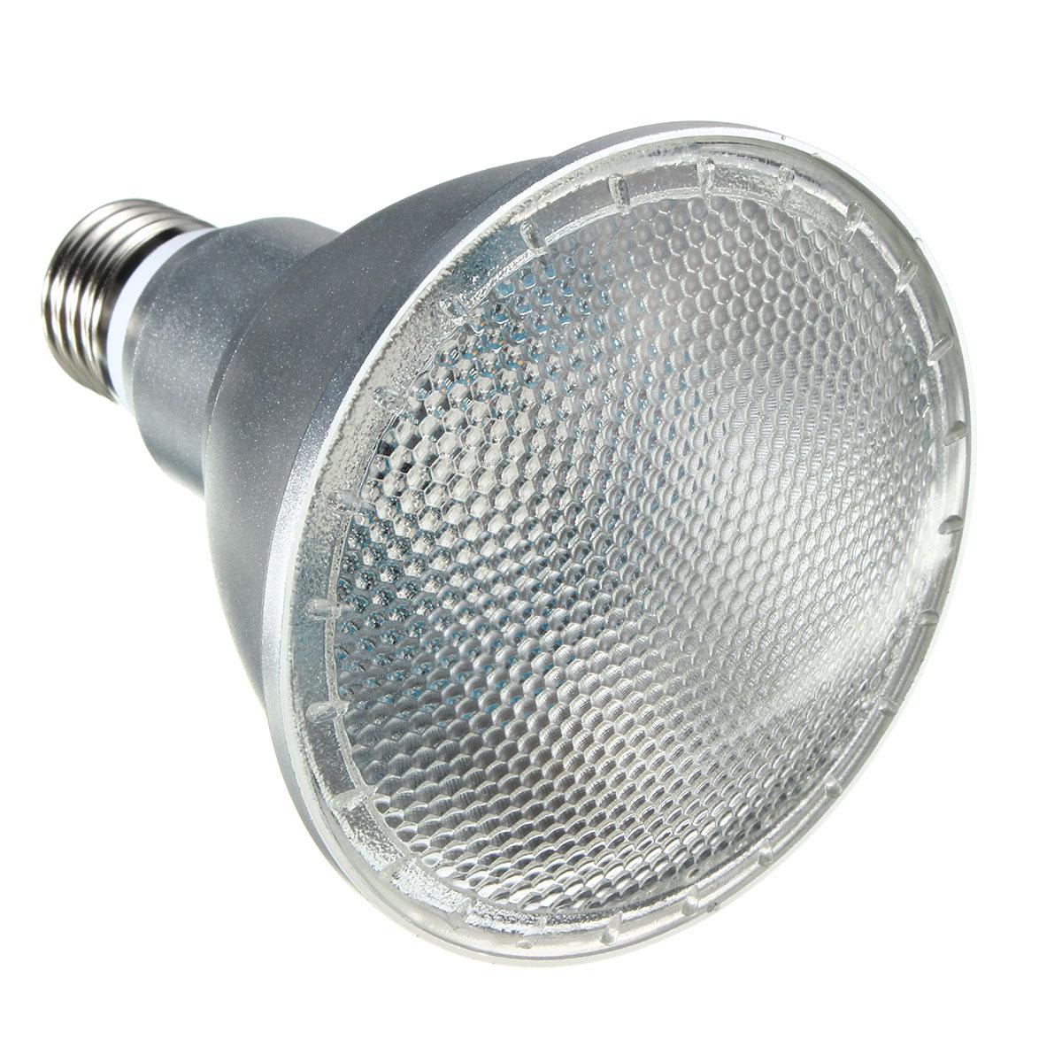 20W Par30 RGB LED Bulb Light E27 Dimmable IR Remote Controller Colorful Lights Bulb 85-265V