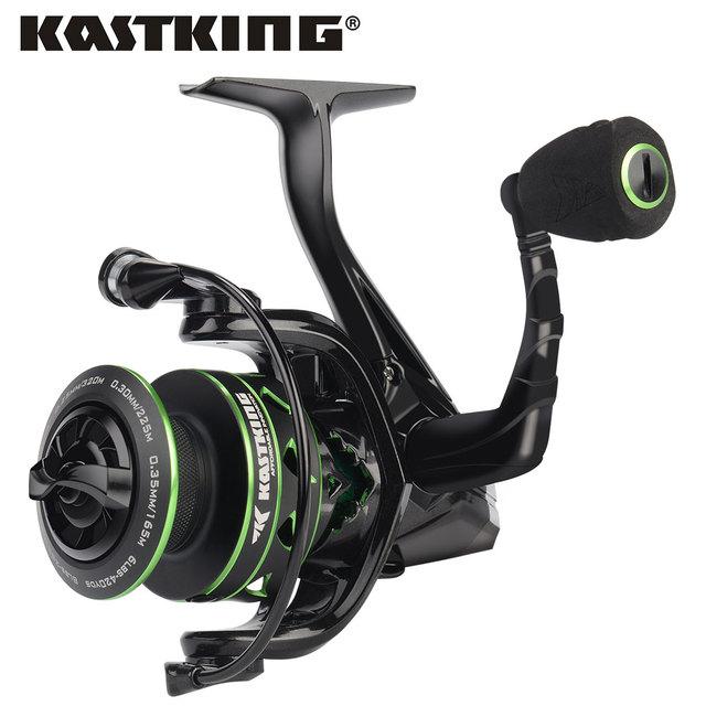 KastKing Eagle Green Spinning Reel