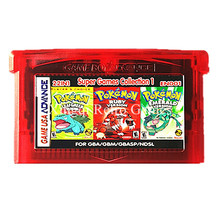 Nintendo GBA Игры EN001 22 в 1 Видеоигры Картридж Консоли Карты Сборников Collection Английский Язык