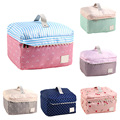 Multifunction Travel Cosmetic Bag Makeup Case Pouch Toiletry Zip Wash Organizer L09634