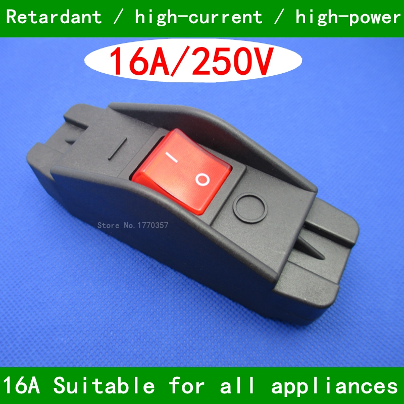 308C High Current Switch Rocker Switch With Indicator