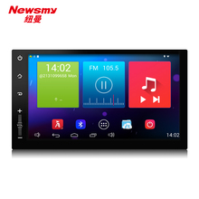 Newsmy carpad3 Android4.4 4core car navigation 32G ROM NR3001 2din 7inch touch screen 1024*600 car radio cd head unit HD